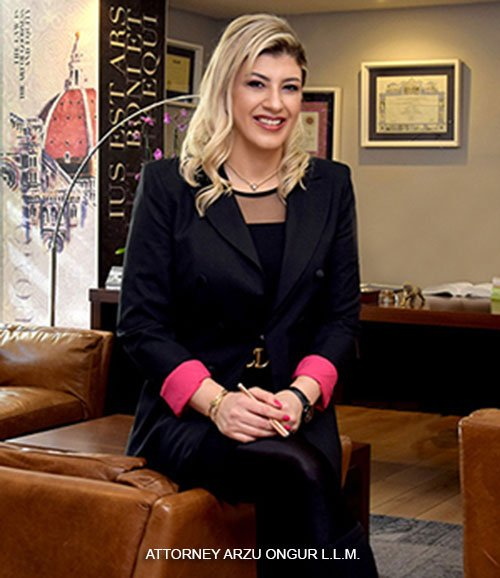 ATTORNEY ARZU ONGUR & partners