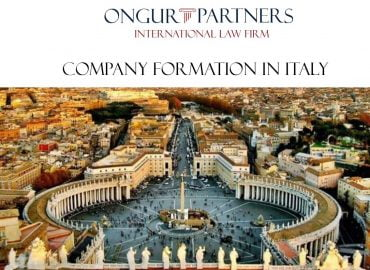 COMPANY FORMATION IN-ITALY