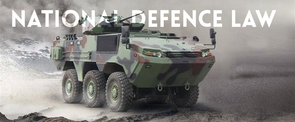 national defence law